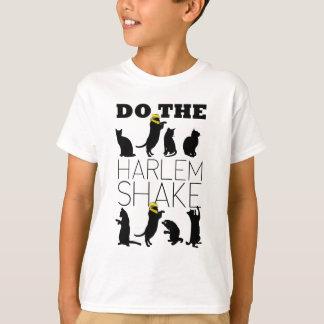 T-shirt Cats doing the Harlem Shake