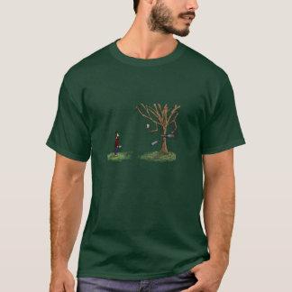 T-shirt Cauchemar de bûcheron