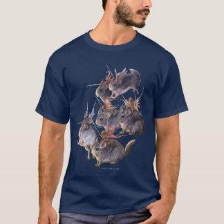 T-shirt Cavalerie de chinchilla