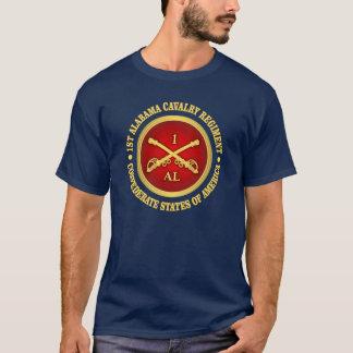 T-shirt Cavalerie de CSC -1st Alabama