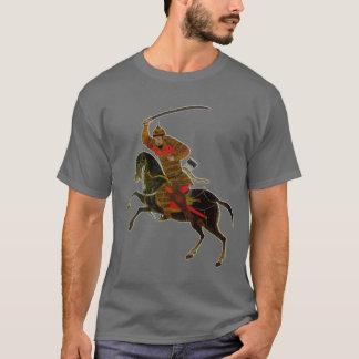 T-shirt Cavalier mongol