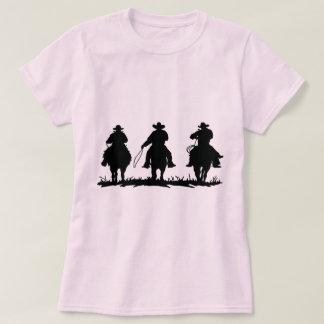 T-shirt cavaliers de cheval