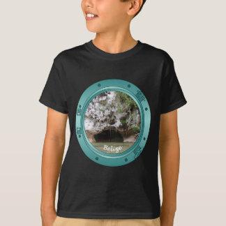 T-shirt Cavernes de Belize