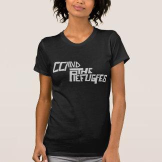 T-shirt Cc et les réfugiés [MMF] - customisé