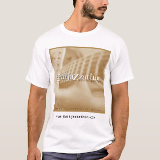 T-shirt CD de Guitjazzathon