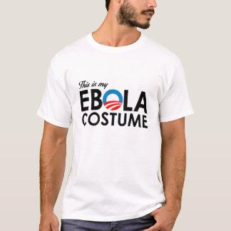 T-SHIRT CE MON COSTUME D'EBOLA - .PNG