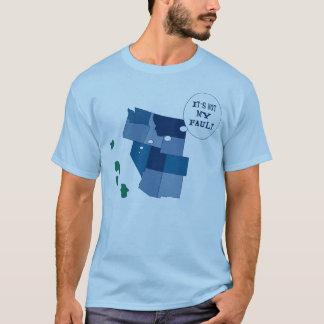T-shirt Ce n'est pas mon défaut !