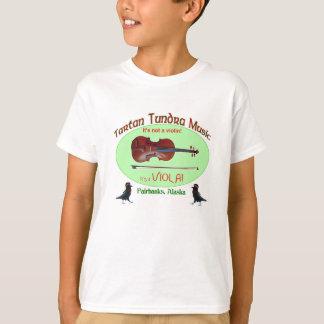 T-shirt Ce n'est pas un violon, il est un ALTO !