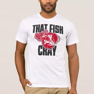 T-shirt Ce poisson Cray