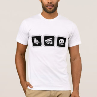 T-shirt Ce qui circule vient autour