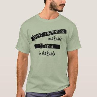 T-shirt Ce qui se produit