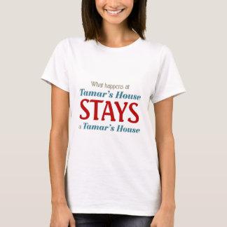 T-shirt Ce qui se produit à la Chambre de Tamar