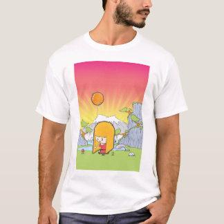 T-shirt Ce qui se trouve dessous