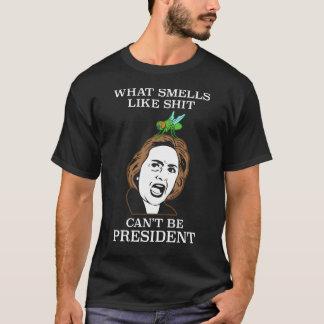 T-shirt Ce qui sent comme SH ce ne peut pas être le