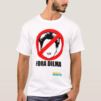 T-shirt Ce sont Dilma