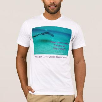T-shirt Ce sont mon aile-Ce est mon ciel-Adulte T