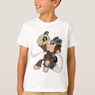 T-shirt Cecil en vol