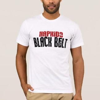 T-shirt Ceinture noire 3,1 de HAPKIDO