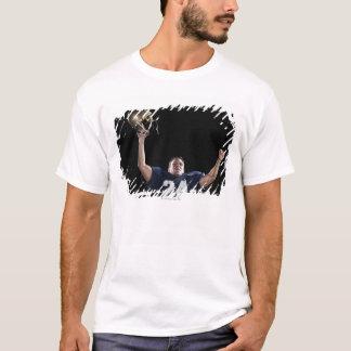T-shirt Célébration de joueur de football