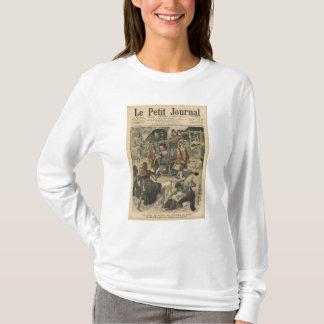 T-shirt Célébration donnée par le Ville de Paris
