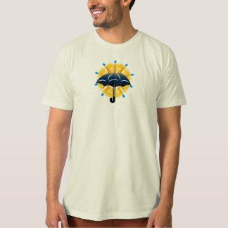 T-shirt Célébrez la pluie…
