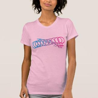 T-shirt Célébrez le changement à vous-même