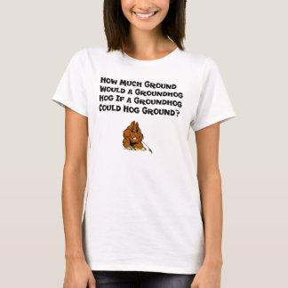 T-shirt Célébrez le jour de Groundhog