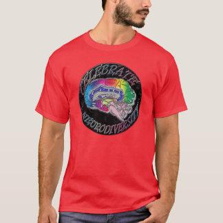 T-shirt Célébrez Neurodiversity
