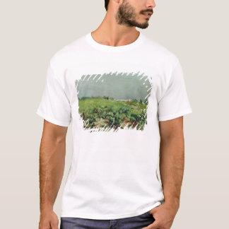 T-shirt Celeyran, vue du vignoble, 1880