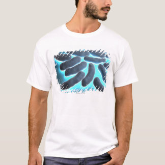 T-shirt cellules d'E-coli