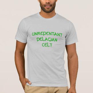 T-shirt Celt pélagique obstiné