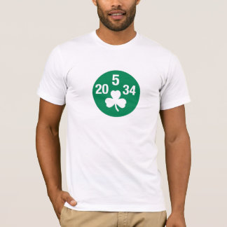 T-shirt Celtics grands 3 de Boston