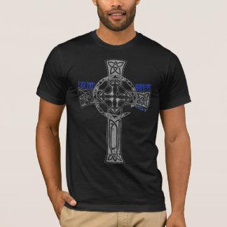 """T-shirt celtique de """"croix"""" de recherche"""