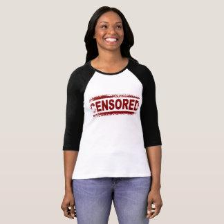 T-shirt Censuré