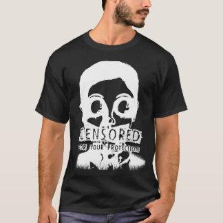 T-shirt Censuré pour votre protection