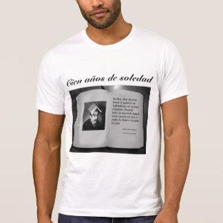 T-shirt cent années de solitude