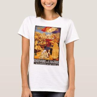 T-shirt Centenaire de L'Algerie