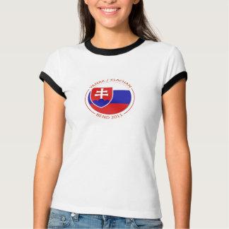 T-shirt (central) de cercle de Yanak/Klachan