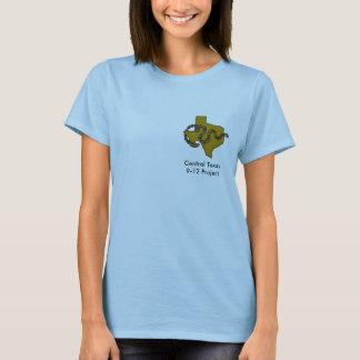 T-shirt central du Texas 9-12 (femme)