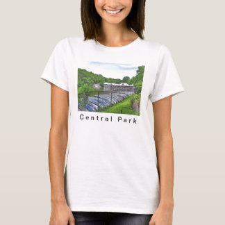 T-shirt Central Park - Boathouse de Loeb