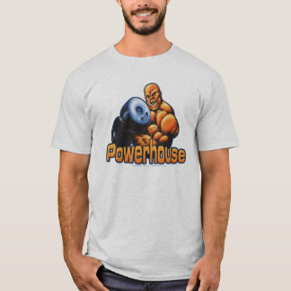 T-shirt Centrale électrique - boucle