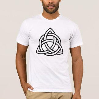 T-shirt Cercle de Triquetra