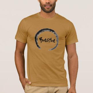 T-shirt Cercle de zen - chemises organiques de yoga pour