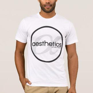 T-shirt Cercle perfectionnant la pièce en t