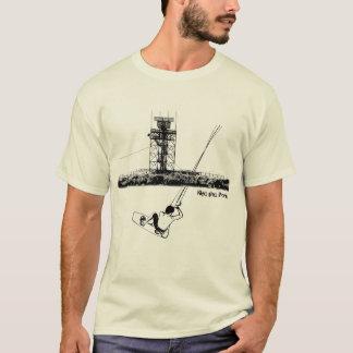 T-shirt Cerf-volant l'étang 01