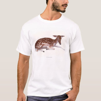 T-shirt cerfs communs 2
