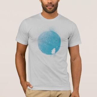T-shirt Cerulean