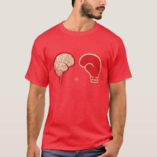 T-shirt Cerveau contre le pâté de cochon