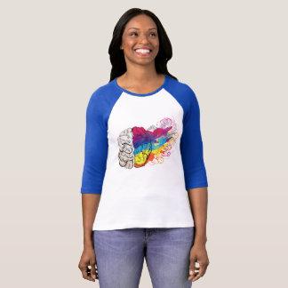 T-shirt Cerveau créatif/esprit