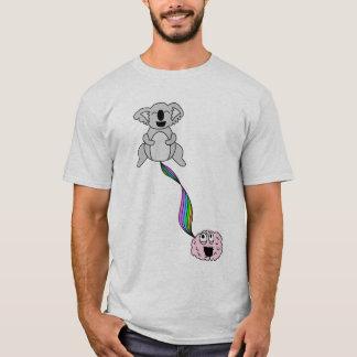 T-shirt cerveau de koala